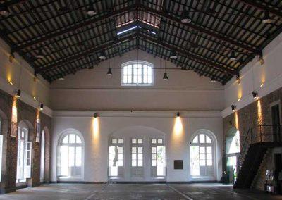 Interior Salão IAB-RJ